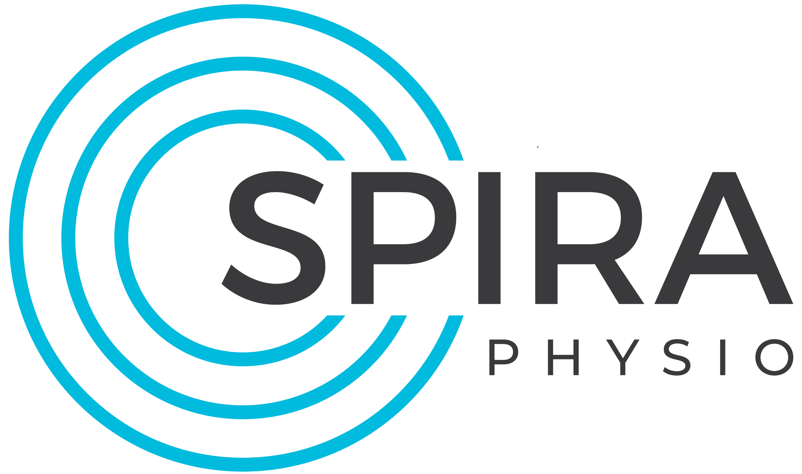 Logo Spira Physio Physiotherapie Training Fitness Gampelen